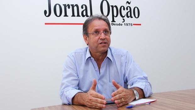 Governador Marcelo Miranda: reclamar não muda nada. Vai trabalhar pelo Tocantins | Foto: Fernando Leite / Jornal Opção