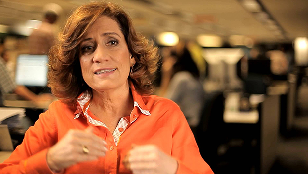 """Ao comentar 1º lugar no Ideb, Mirian Leitão diz que """"Goiás é exemplo para o Brasil"""""""