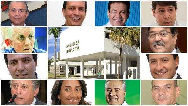 Derrotados nas eleições de 2014, políticos gastam 780 mil em fim de mandato na Assembleia Legislativa
