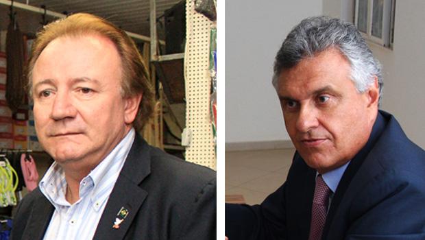 PMDB de Goiás vai expulsar Júnior Friboi mas deve trocar Vilelas por Ronaldo Caiado