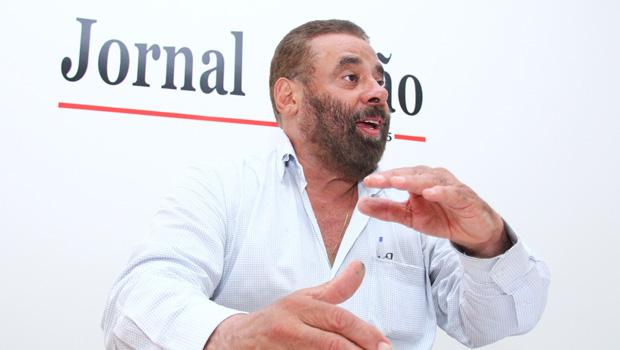 """""""Operação Consorciada acabou"""", diz Paulo Magalhães sobre o Jardim Botânico"""