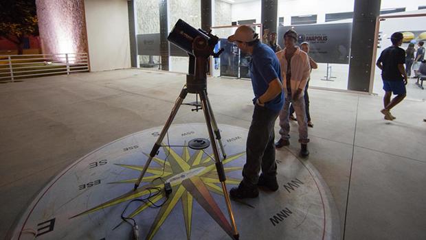 Segundo publicação especializada em astronomia, Anápolis tem céu privilegiado para observação estrelar | Foto: Prefeitura de Anápolis