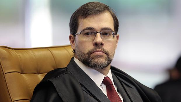 Deputado Kim Kataguiri pede a prisão do presidente do STF, Dias Toffoli