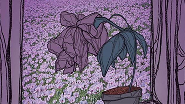 """""""Violeta velha e outras flores"""": a obra de quem não queria apenas contar, mas representar histórias"""