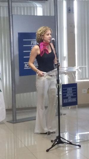 Secretária do Estado da Fazenda, Ana Carla Abrão | Foto: Sarah Teófilo