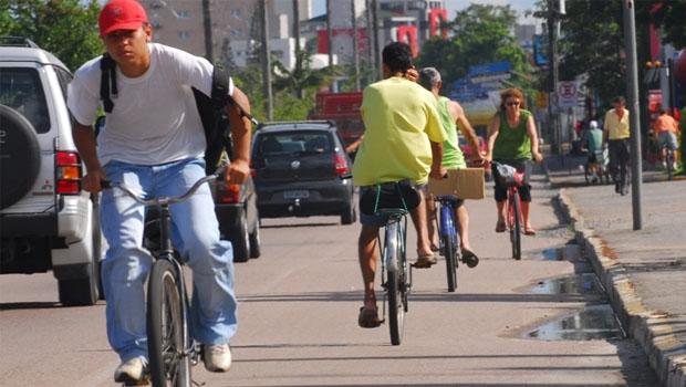 Joinville, a capital brasileira das bicicletas: uma das poucas localidades do País onde já há uma cultura cicloviária