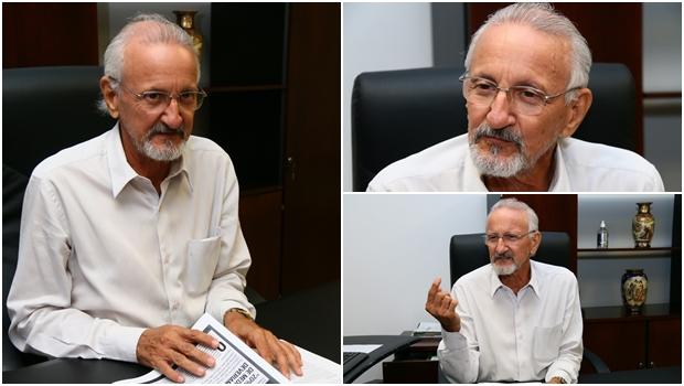 Presidente do Cremego critica governo federal e diz que há tentativa de enfraquecer os conselhos | Foto: Fernando Leite / Jornal Opção