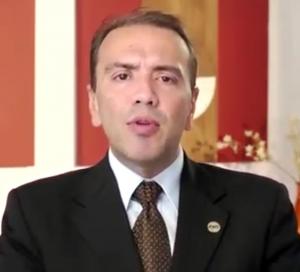 Presidente do PHS, Eduardo Machado