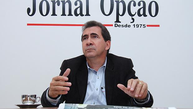 """""""Temos traduzido a arrecadação em qualidade de vida para  a população de Anápolis"""""""