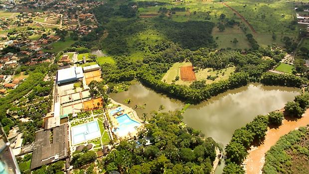 Estado quer reintegrar mais de 350 mil m² de área usada pelo Clube Jaó