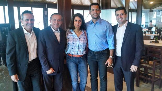PSDB resolve diferenças: Thiago na CDTC e Dra. Cristina é a nova líder do partido