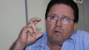 Agenor Rezende, prefeito de Minieiros, do PMDB | Foto: Divulgação