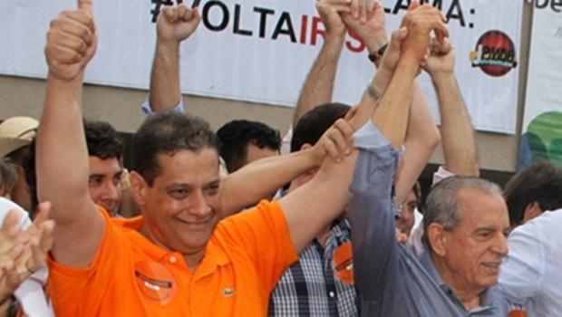 Armando Vergílio pode ser o vice de Iris Rezende na disputa pela Prefeitura de Goiânia