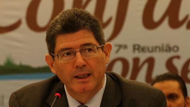 Ministro da Fazenda, Joaquim Levy / Foto: assessoria - Secretaria da Fazenda de Goiás