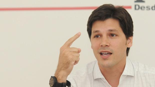 Deputado federal Daniel Vilela | Foto: Fernando Leite/Jornal Opção