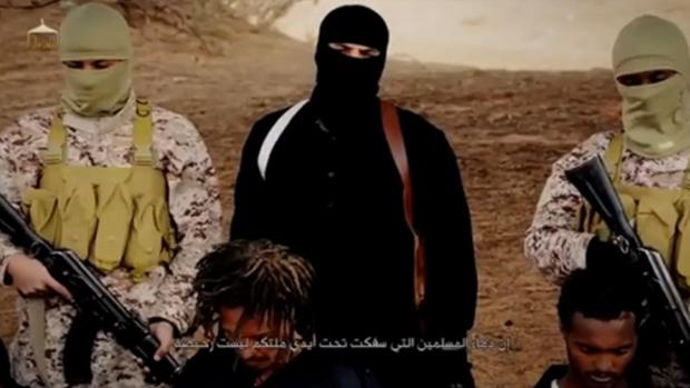 Estado Islâmico divulga vídeo com execuções de cristãos