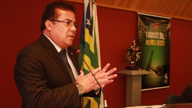 Presidente Enil Henrique: campanha contra corrupção | Foto: Leoiran