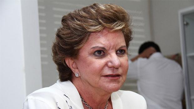Lúcia Vânia: a senadora pode ser o trunfo da base governista na disputa para a Prefeitura de Goiânia. E Vanderlan pode bancá-la | Fernando Leite/Jornal Opção