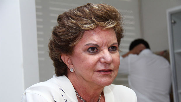 Lúcia Vânia pode ser candidata a prefeita de Goiânia com o apoio de Marconi e de Vanderlan Cardoso