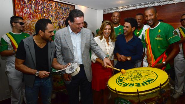 Governo de Goiás desmente acusações de patrocínio a escola de samba