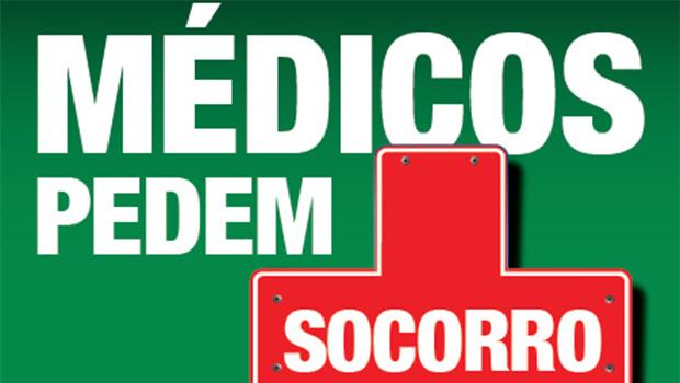 Médicos da Saúde municipal iniciam greve