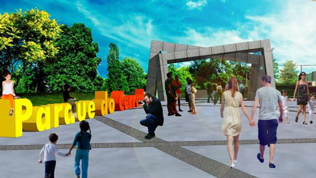 Montagens do novo parque de Goiânia viram piada na internet