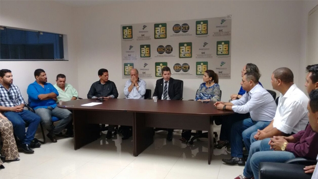 Reunião dirigida pelo delegado Waldir teve 53 tucanos | Foto: Divulgação