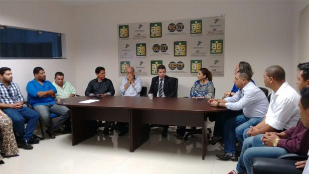 Tucanos ganham apoio do delegado Waldir e querem lançar candidato a prefeito em Aparecida de Goiânia