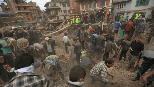 Itamaraty identifica 54 brasileiros no Nepal