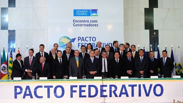 Governador Marconi Perillo foi um dos presentes   Foto: Divulgação