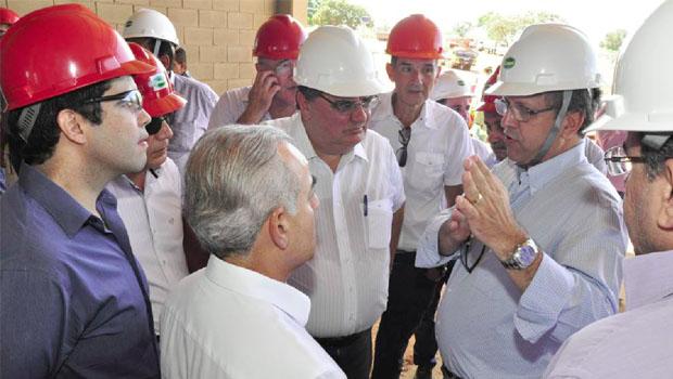 Agronegócio se expande no Tocantins e atrai empresários