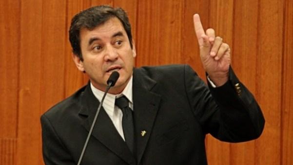 Clécio Alves, ex-presidente da Casa | Foto: Alberto Maia/Câmara de Goiânia