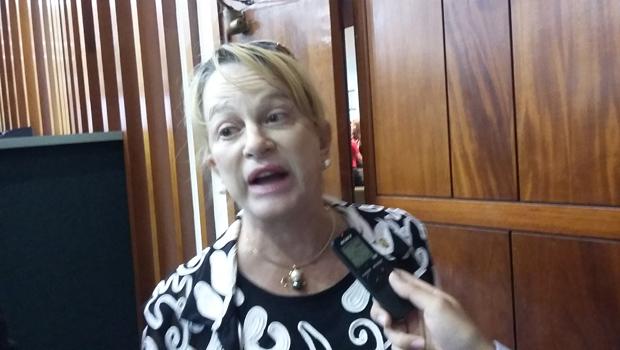 """""""Criminalidade juvenil não é questão de sociedade, mas sim de índole"""", diz deputada Magda Mofatto"""