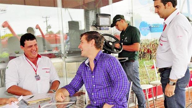 Agrotins movimenta agronegócio e expectativa é de que tenha gerado R$ 580 milhões em negócios