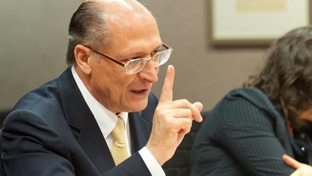 Governador de São Paulo, Alckmin pode ir para o novo PSB | Foto: Miguel Angel Alvarez
