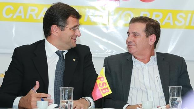 Marcos Abrão e Vanderlan3- fusão PPS-PSB