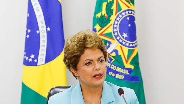 Presidente Dilma Rousseff: sofrimento com aliados por falta de tino no trato  |  Roberto Stuckert Filho/ PR