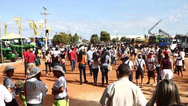 Com foco no potencial agropecuário do Tocantins, feira Agrotins tem início nesta terça (5/5)