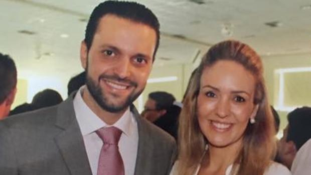 Luana Baldy, mulher de Alexandre Baldy, pode ser vice de Carlos Antônio em Anápolis?
