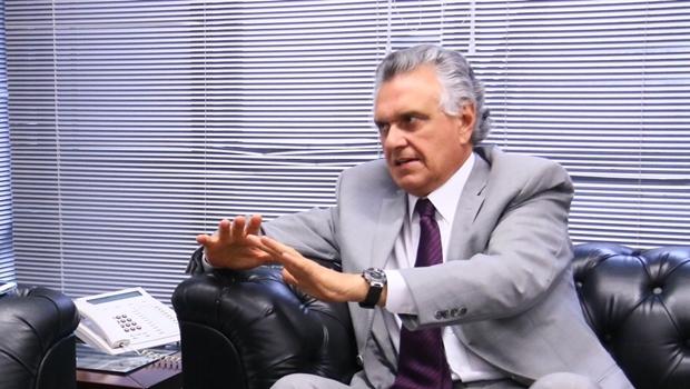 Reconhecimento nacional não muda os planos, afirma ele   Foto: Fernando Leite / Jornal Opção