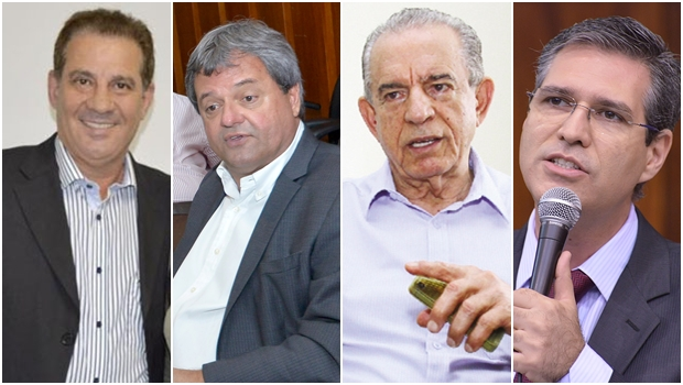 Goiânia poderá ter quatro candidatos a prefeito consistentes: Iris, Rincón, Vanderlan e Francisco Jr
