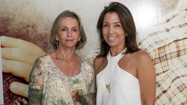 Organizadoras Sheila Podestá e Eliane Martins: Casa Cor Goiânia é referência | Foto: Cristina Diniz