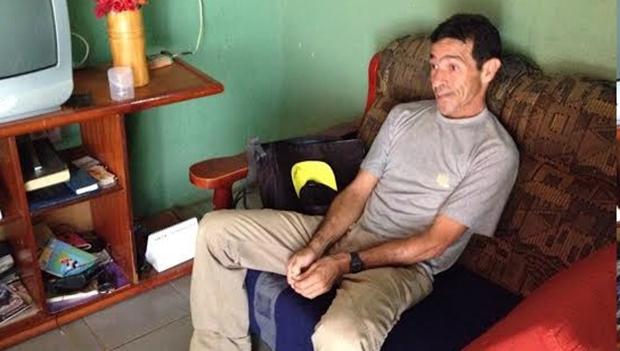 Desempregado Mário Ferreira Lima foi preso por furtar um pedaço de carne: deveria ficar na cadeia por isso?    Gustavo Moreno/CB/D.A.PRESS