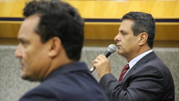Denício Trindade afirma que base irá pedir novas alterações | Foto: Alberto Maia/Câmara de Goiânia/Arquivo