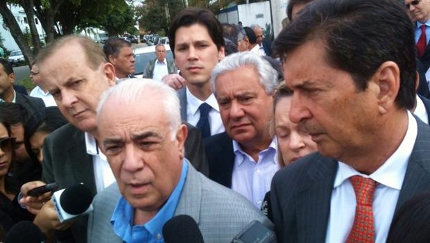 Em Goiânia, ministro dos Transportes anuncia viaduto de acesso ao novo aeroporto
