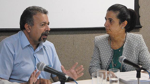 """Secretários de Paulo Garcia """"dão bolo"""" na relatora da reforma administrativa"""