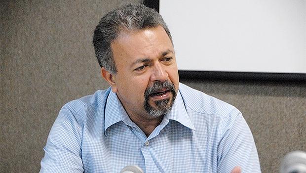 Elias Vaz afirmou que  tratou de candidatura de Vanderlan Cardoso em 2016 | Foto: Marcello Dantas/Jornal Opção Online/Arquivo
