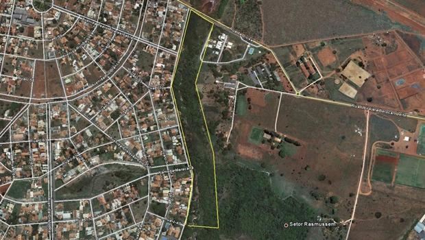 MPGO acusa Clube Jaó de grilagem de terra e pede devolução de área pública