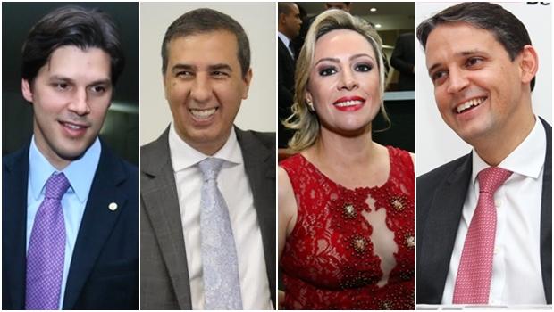 10 políticos mais promissores de Goiás, segundo políticos e marqueteiros