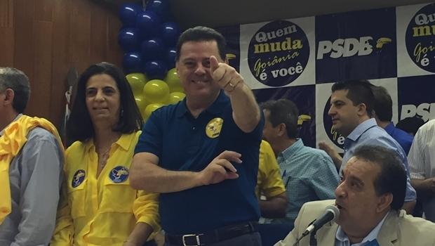 Governador Marconi Perillo continuará tucano | Foto: Alexandre Parrode / Jornal Opção